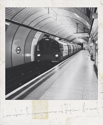 Photograph - Baker Street by Mark Taylor