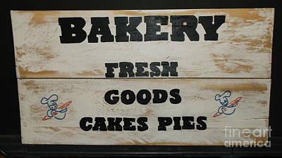 Bakery Fresh Goods Original by Arnie Goldstein
