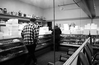 The Bakery Art Print