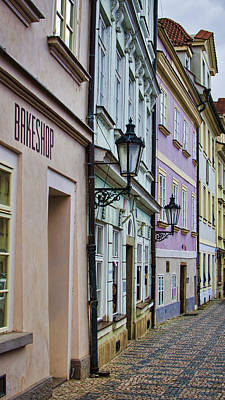 Photograph - Bakeshop Praha by Heather Applegate