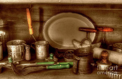 Photograph - Baking Time by Michele Richter