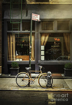 Photograph - Balaboosta Bicycle by Craig J Satterlee