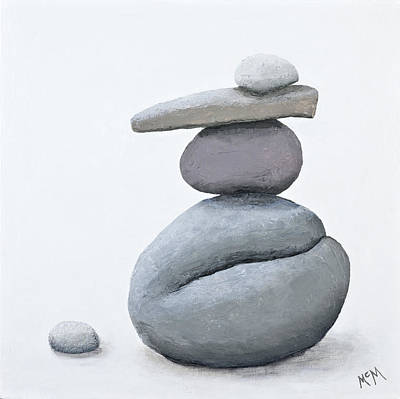 Painting - Balance #3 by Garry McMichael