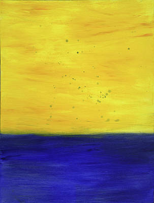 Painting - Balance And Uplift Me by Angela Bushman