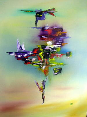 Painting - Balance by David Hatton