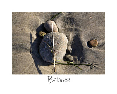 Photograph - Balance by Peter Tellone