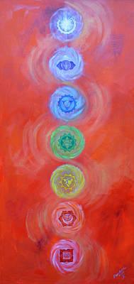 Balance Art Print by Sundara Fawn