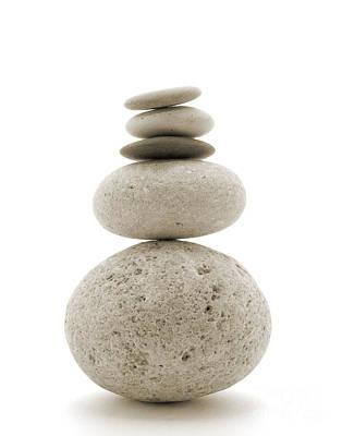 Balanced Art Print by Jan Piller