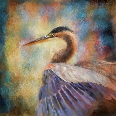 Painting - Balancing Act by Jai Johnson