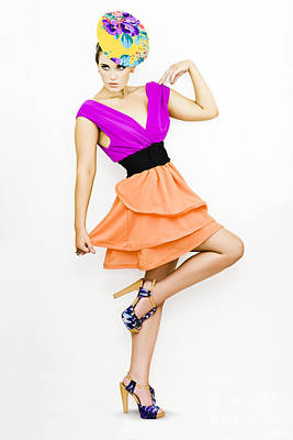 Balancing Fashion Trends Art Print by Jorgo Photography - Wall Art Gallery