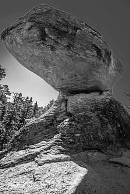 Photograph - Balancing Rock I by Steven Ainsworth