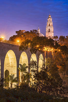 Photograph - Balboa Bridge by Dan McGeorge