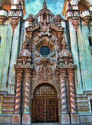 Photograph - Balboa Park 7 by Tammy Wetzel