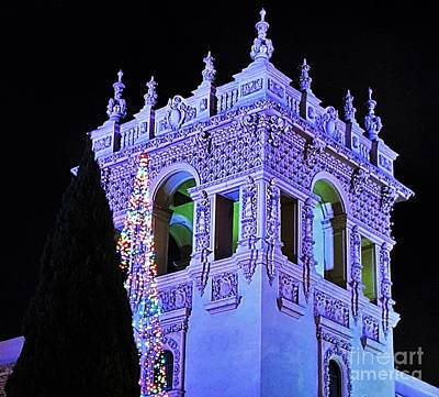 Balboa Park December Nights Celebration Details Art Print