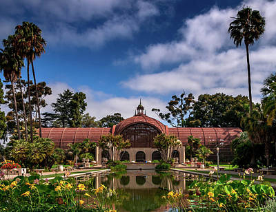 Balboa Park Art Print by Martina Thompson