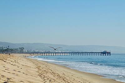 Photograph - Balboa Pier by Brian Eberly