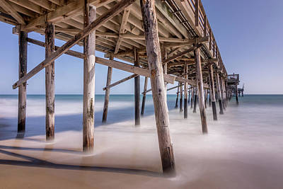 Photograph - Balboa Pier by Jeremy Farnsworth