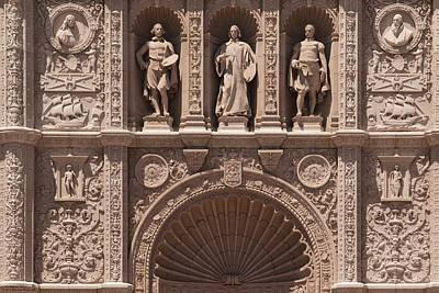 Photograph - Balboa's Architectural Beauty - 1 by Hany J