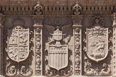 Photograph - Balboa's Architectural Beauty - 4 by Hany J