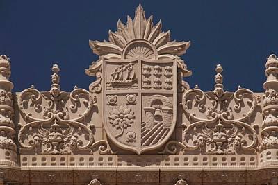 Photograph - Balboa's Architectural Beauty - 5 by Hany J