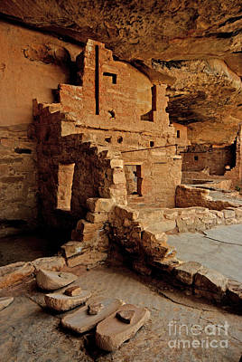 Photograph - Balcony House, Mesa Verde Np, Co by John R. Foster