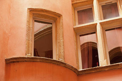 Photograph - Balcony Window by John Magyar Photography