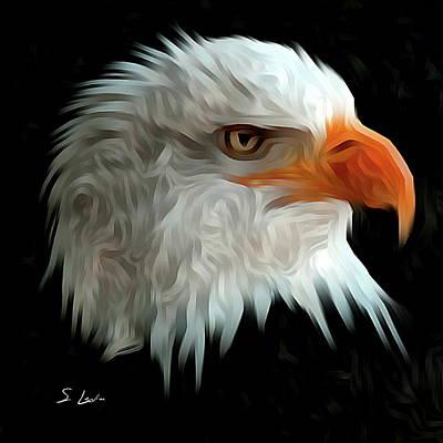 Photograph - Bald Eagle by S Art