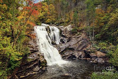 Photograph - Bald River Falls 2 by Joan McCool