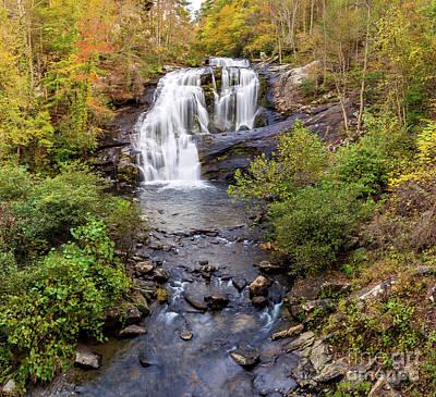 Photograph - Bald River Falls 3 by Joan McCool