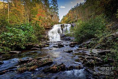 Photograph - Bald River Falls by Joan McCool