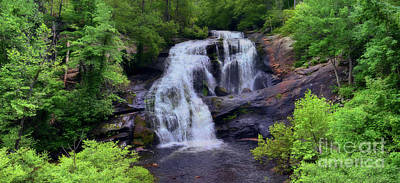 Photograph - Bald River Falls, Tenn. by Teri Atkins Brown