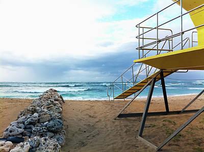 Photograph - Baldwin Beach by Kathy Corday