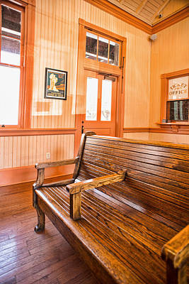 Photograph - Baldwin Station - Harpers Ferry by Dana Sohr