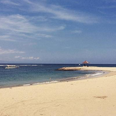 Photograph - Bali 😍 #sanur #bali #gadventures by Carole Binsfeld