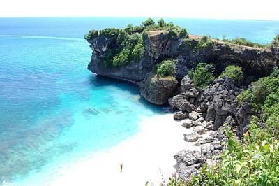 Pyrography Photograph - Bali Beach by Andy Maryanto