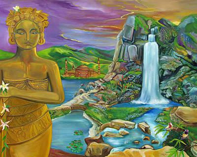 Bali Dream Art Print by John Keaton