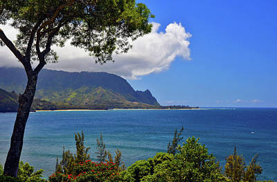Photograph - Bali Hai Hawaii by Marie Hicks