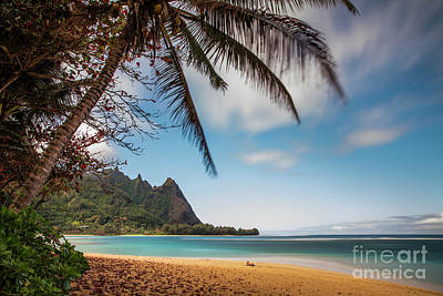 Photograph - Bali Hai Tunnels Beach Haena Kauai Hawaii by Dustin K Ryan