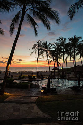 Photograph - Bali Sunset by Sandy Molinaro
