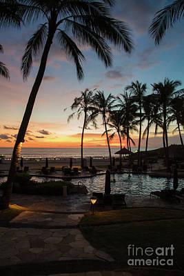 Photograph - Bali Sunset by Sandy Molinaro