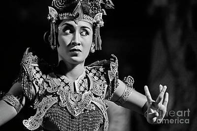 Photograph - Balinese Dancer 1 by Craig Lovell