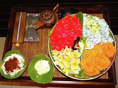 Photograph - Balinese Spa by Exploramum Exploramum