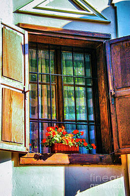 Photograph - Balkan Window by Rick Bragan
