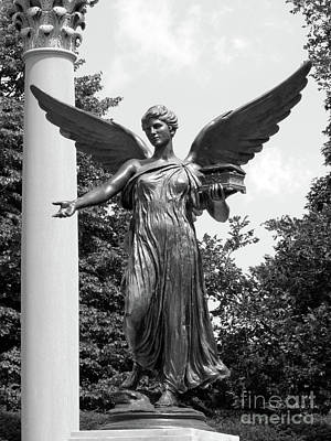 Photograph - Ball State University Beneficence by University Icons