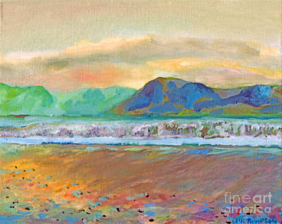 Painting - Ballenskelligs Bay by Paul Thompson