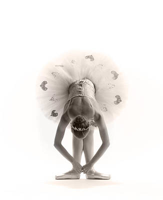 Photograph - Ballerina Bent by Steve Williams