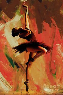 Ballerina Dance 0900 Original