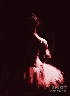 Ballerina Dance 87u Original