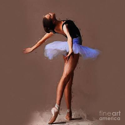 Ballerina Dance Bb76 Original