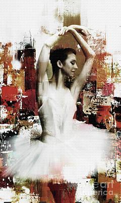 Ballerina Dancing 67yi Original